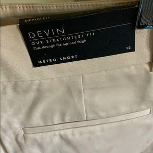 Ann Taylor Shorts - Ann Taylor Size 12 Devin Fit Metro Shorts NWT